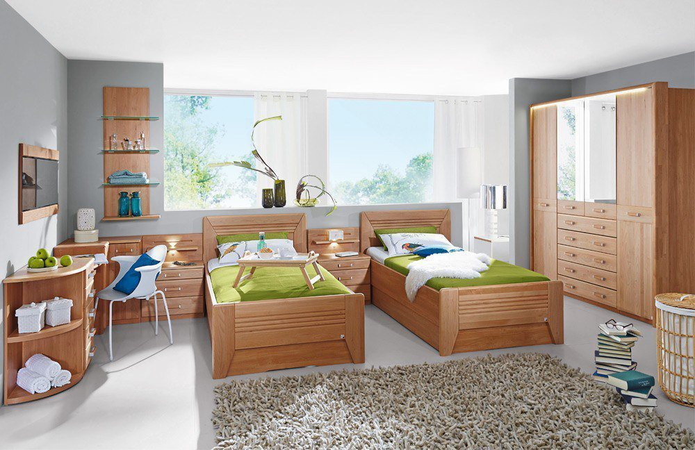 schlafzimmer erle teilmassiv schlafzimmer von wiemann. Black Bedroom Furniture Sets. Home Design Ideas