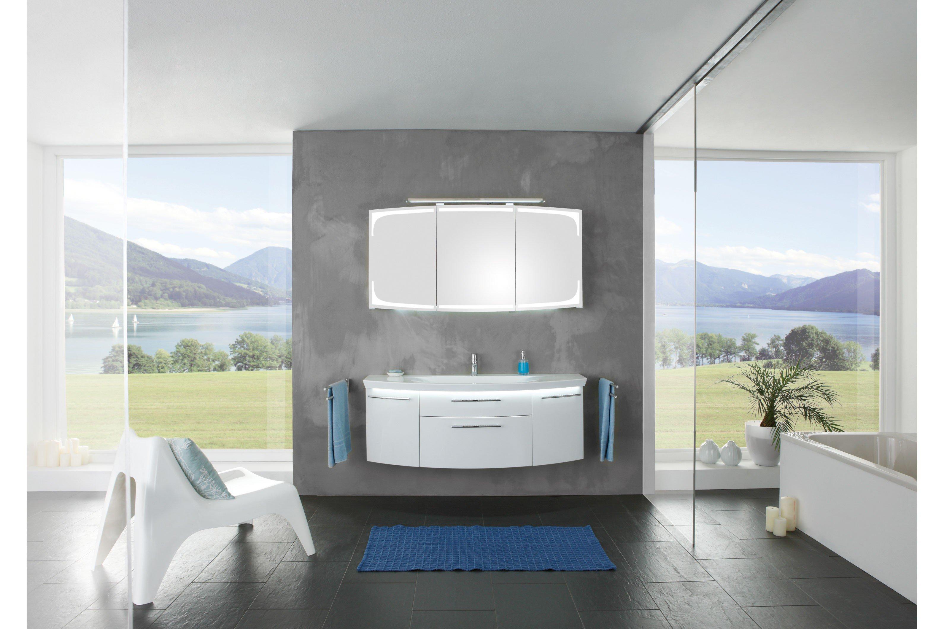 Badezimmer Classic Line Weiß von puris | Möbel Letz - Ihr Online-Shop