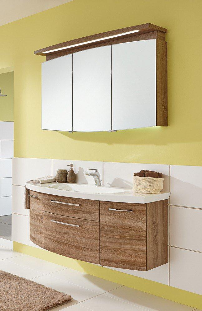 badezimmer classic line in eiche tr ffel von puris m bel. Black Bedroom Furniture Sets. Home Design Ideas