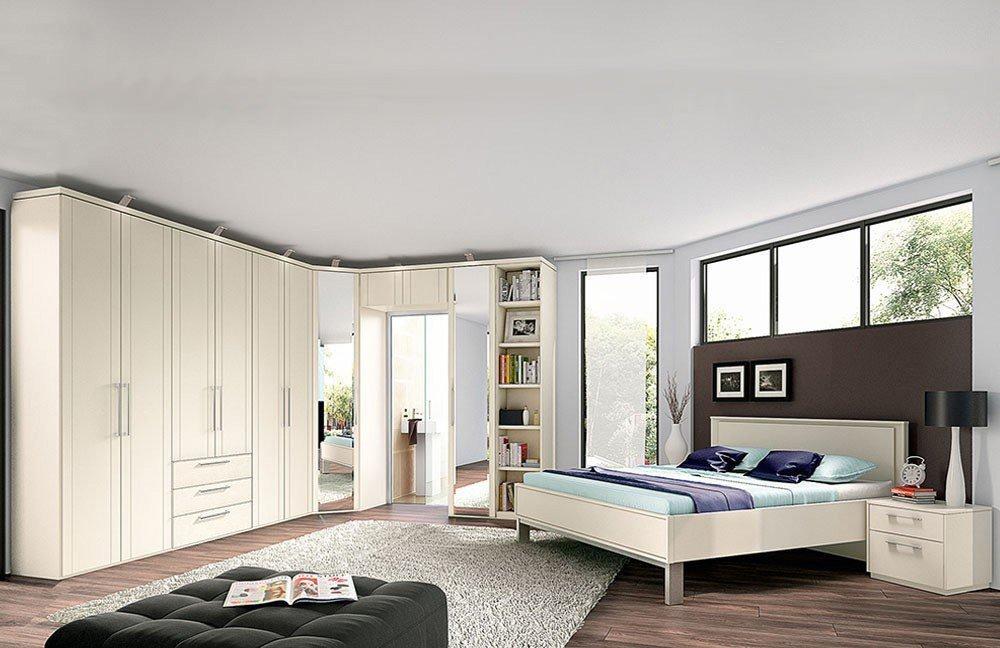 nolte delbr ck my way schlafzimmer mit profil m bel letz. Black Bedroom Furniture Sets. Home Design Ideas