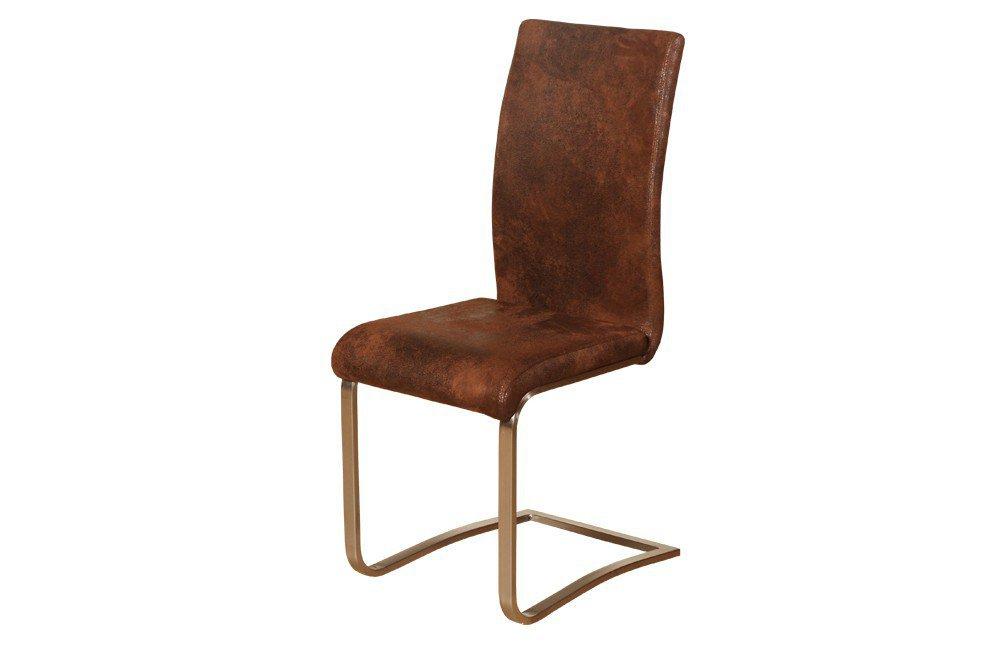 stuhl lillian braun m bel letz ihr online shop. Black Bedroom Furniture Sets. Home Design Ideas