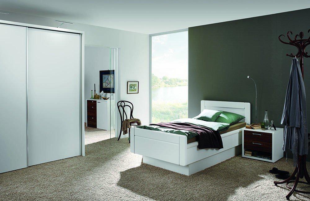 nolte delbr ck tana system schlafzimmer wei m bel letz. Black Bedroom Furniture Sets. Home Design Ideas