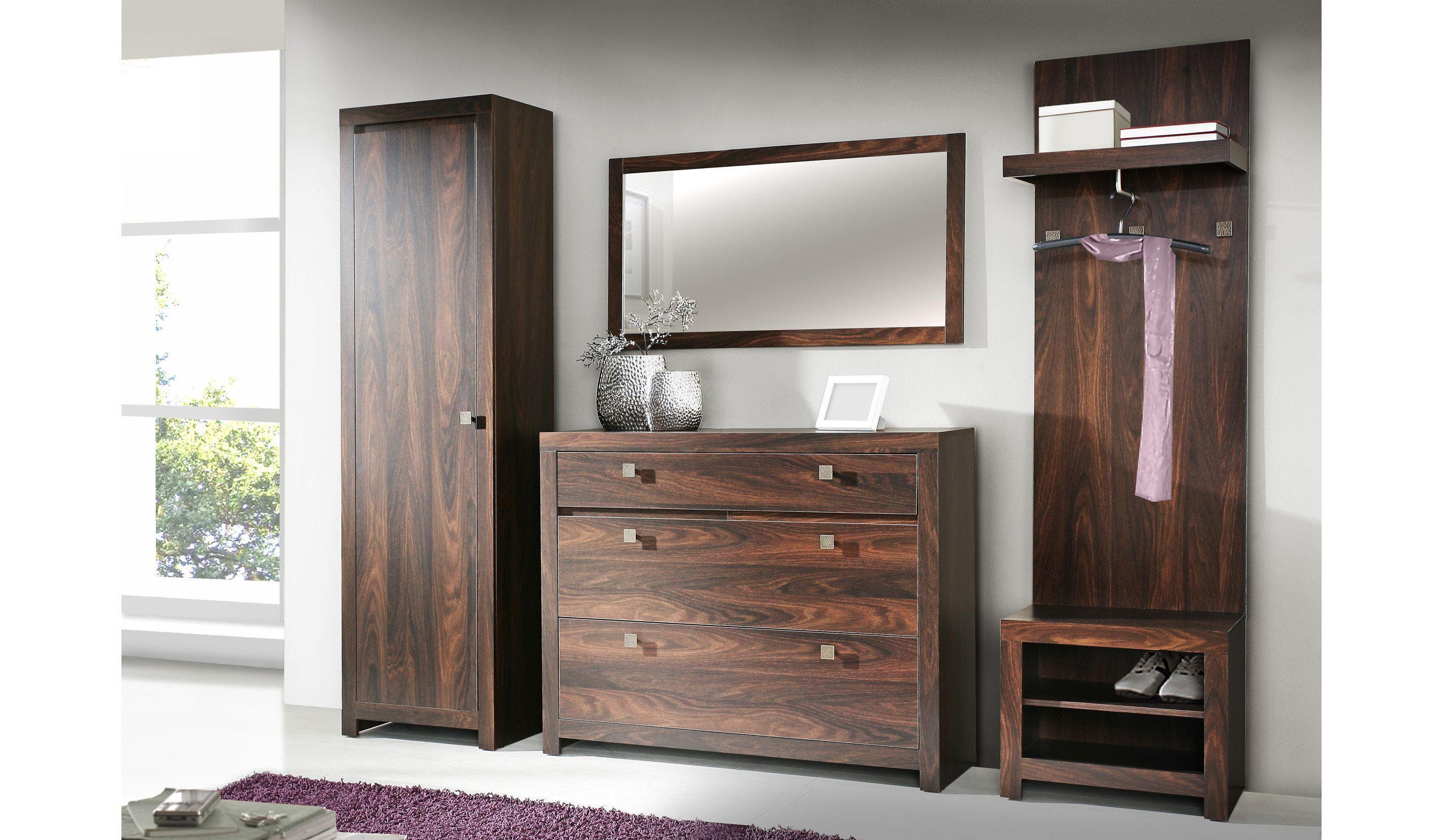 forte garderobe indigo eiche dunkel m bel letz ihr online shop. Black Bedroom Furniture Sets. Home Design Ideas