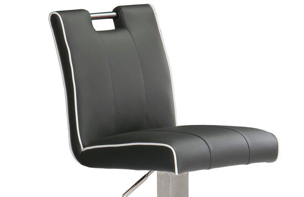 barhocker casta grau von mca m bel letz ihr online shop. Black Bedroom Furniture Sets. Home Design Ideas