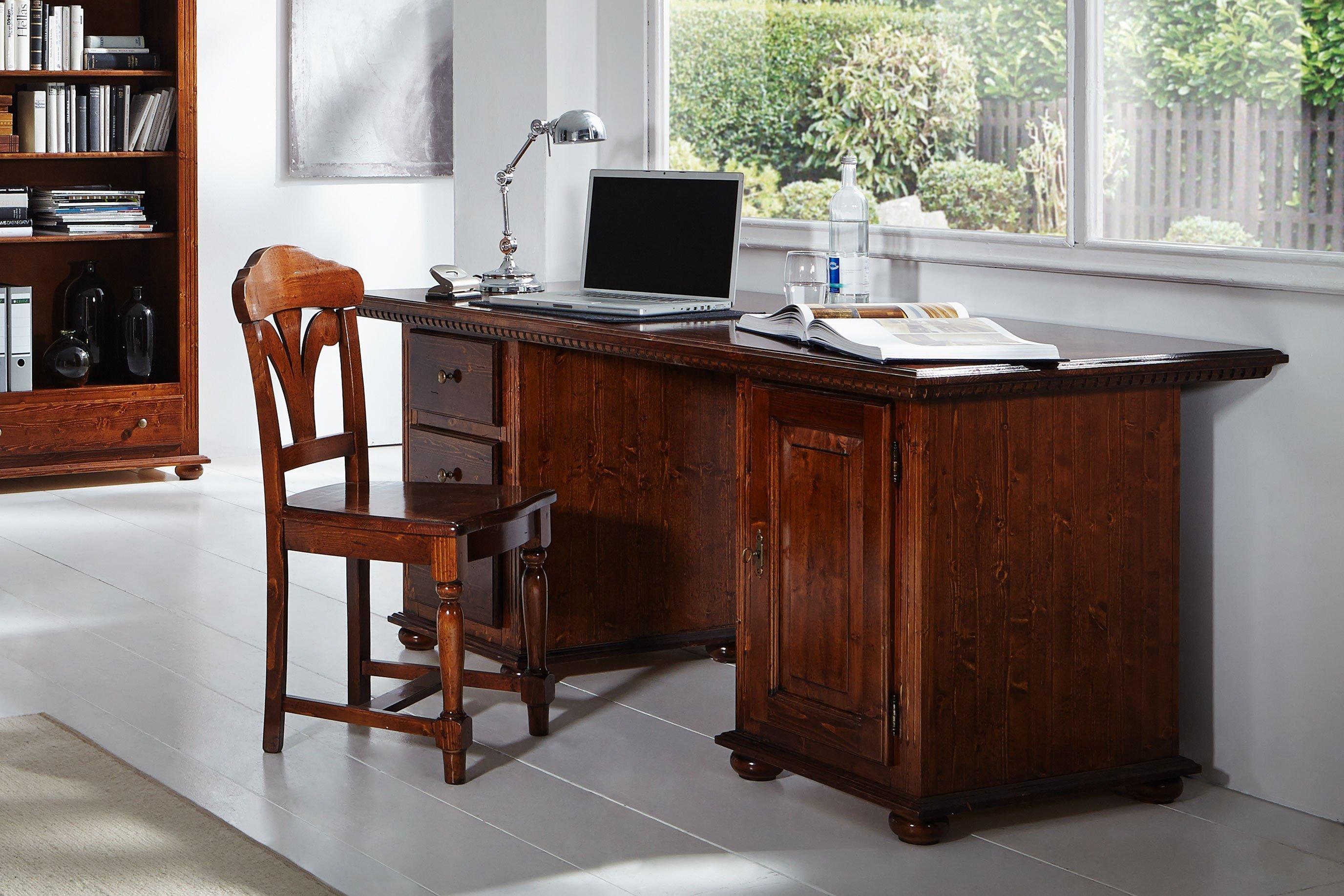 gradel valentina schreibtisch antik m bel letz ihr. Black Bedroom Furniture Sets. Home Design Ideas