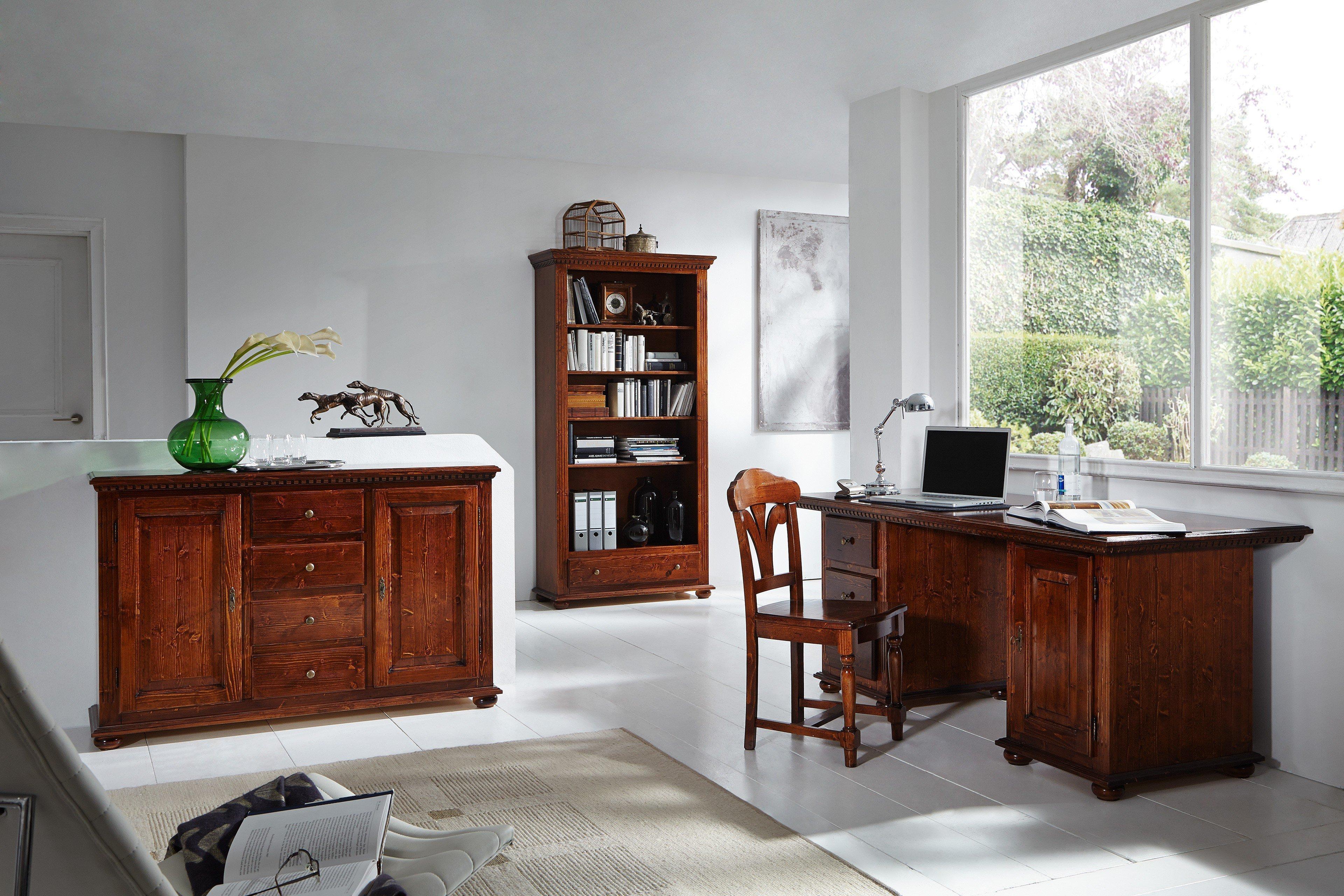 gradel valentina schreibtisch antik m bel letz ihr online shop. Black Bedroom Furniture Sets. Home Design Ideas