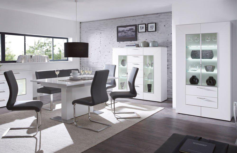 esszimmer vitrine weiss vitrine esszimmer images esszimmer vitrine weiss bnbnews co with. Black Bedroom Furniture Sets. Home Design Ideas