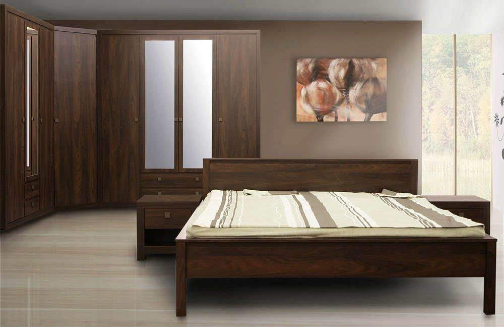 forte schlafzimmer indigo eiche durance m bel letz ihr online shop. Black Bedroom Furniture Sets. Home Design Ideas