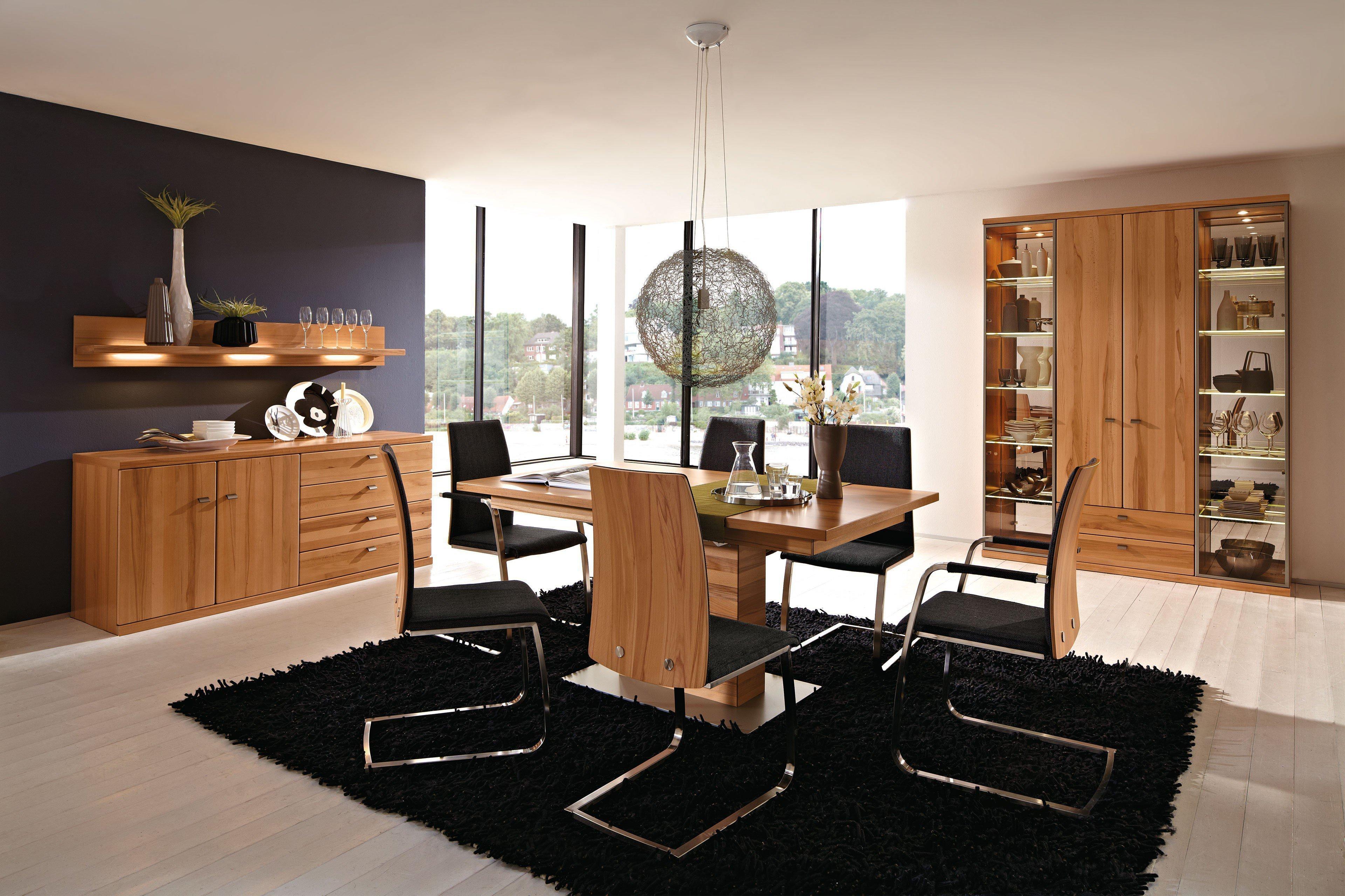 rietberger esszimmer largo kernbuche m bel letz ihr online shop. Black Bedroom Furniture Sets. Home Design Ideas