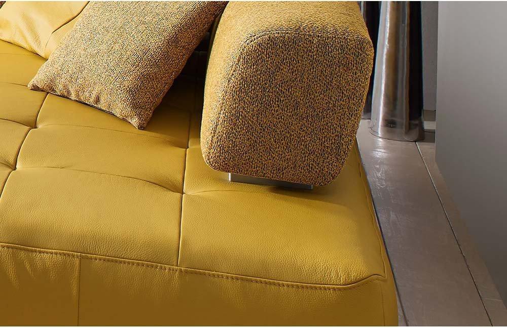 k w polsterm bel reno ecksofa gelb m bel letz ihr. Black Bedroom Furniture Sets. Home Design Ideas