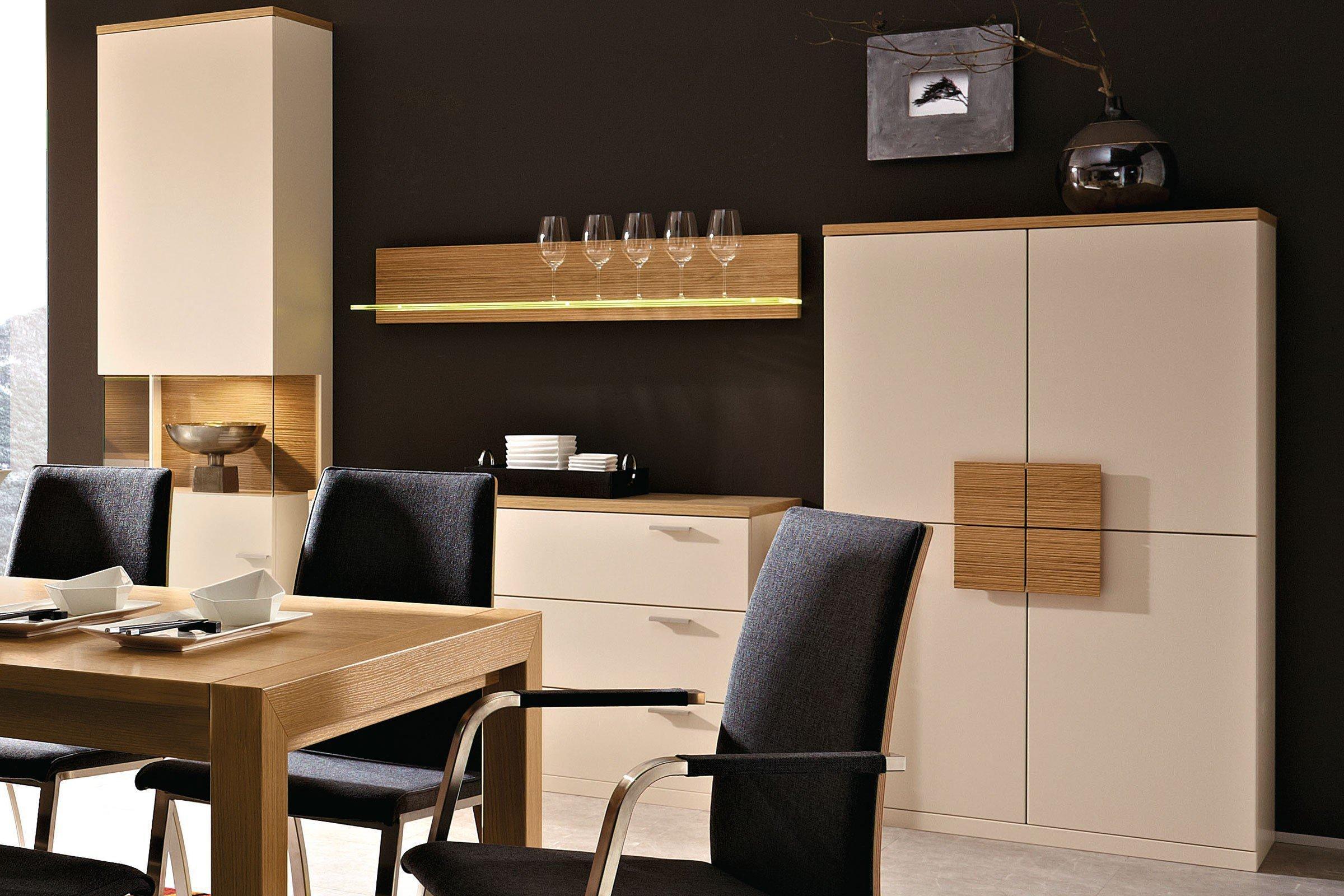 rietberger esszimmer lodano eiche sand m bel letz ihr online shop. Black Bedroom Furniture Sets. Home Design Ideas