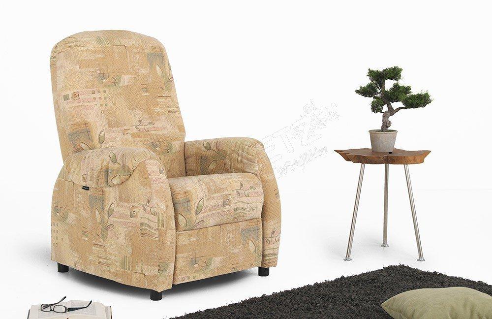 EMP Polstermöbel Vitalus Classics 1 Sessel beige | Möbel Letz ...