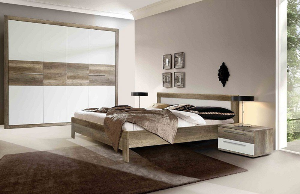 forte roxette schlafzimmer eiche antik m bel letz ihr online shop. Black Bedroom Furniture Sets. Home Design Ideas