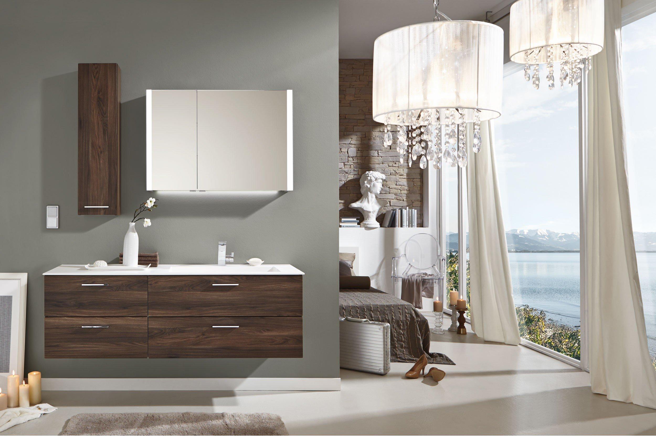 badezimmer milano in ulme von puris m bel letz ihr online shop. Black Bedroom Furniture Sets. Home Design Ideas