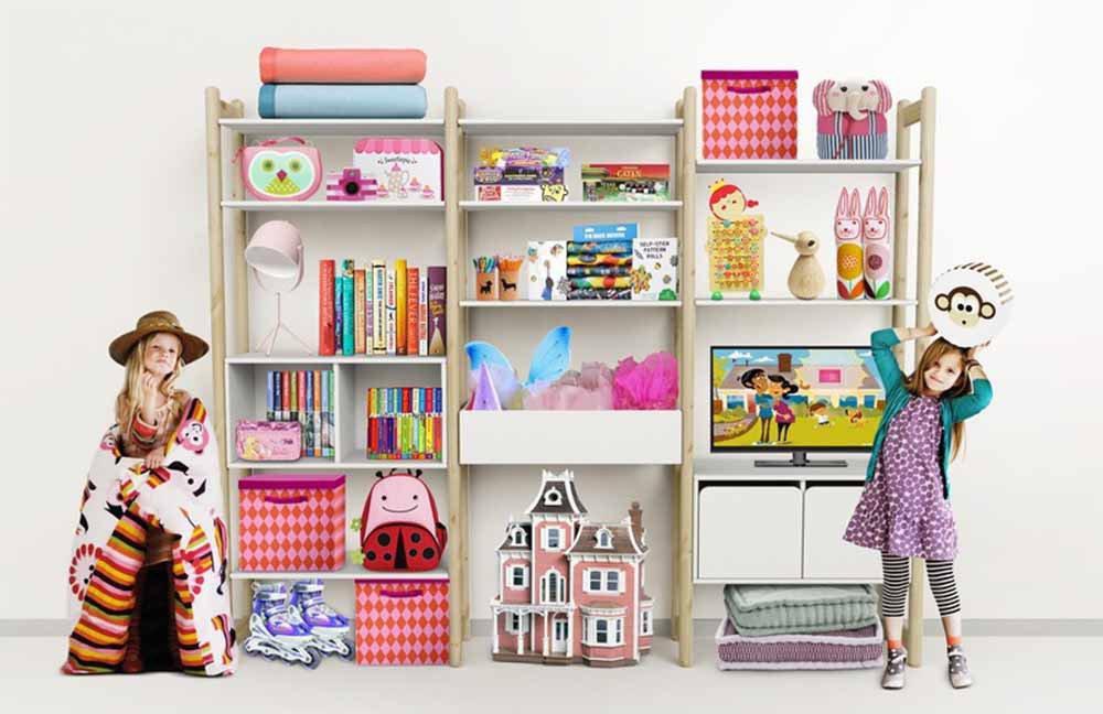 Relita Etagenbett Jan : Relita jan etagenbett buche mit regalen möbel letz ihr online shop