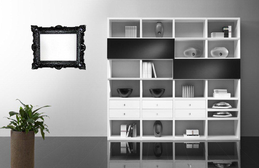 Regal Toro TOR102 von fif möbel reinweiß | Möbel Letz - Ihr Online Shop