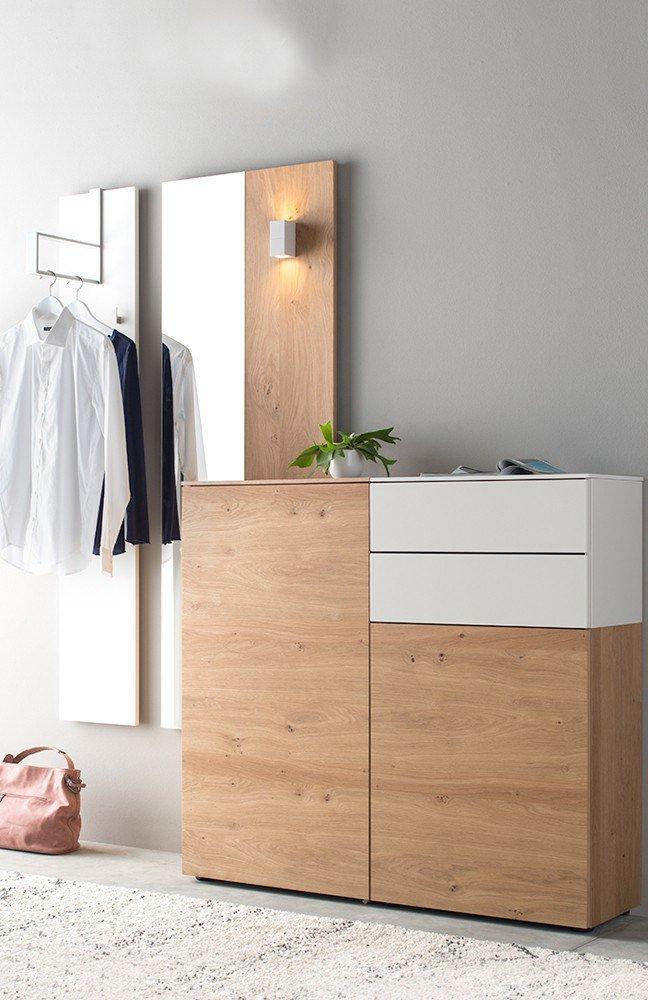 garderobe ted 06 ethno eiche bl tenwei von sudbrock. Black Bedroom Furniture Sets. Home Design Ideas