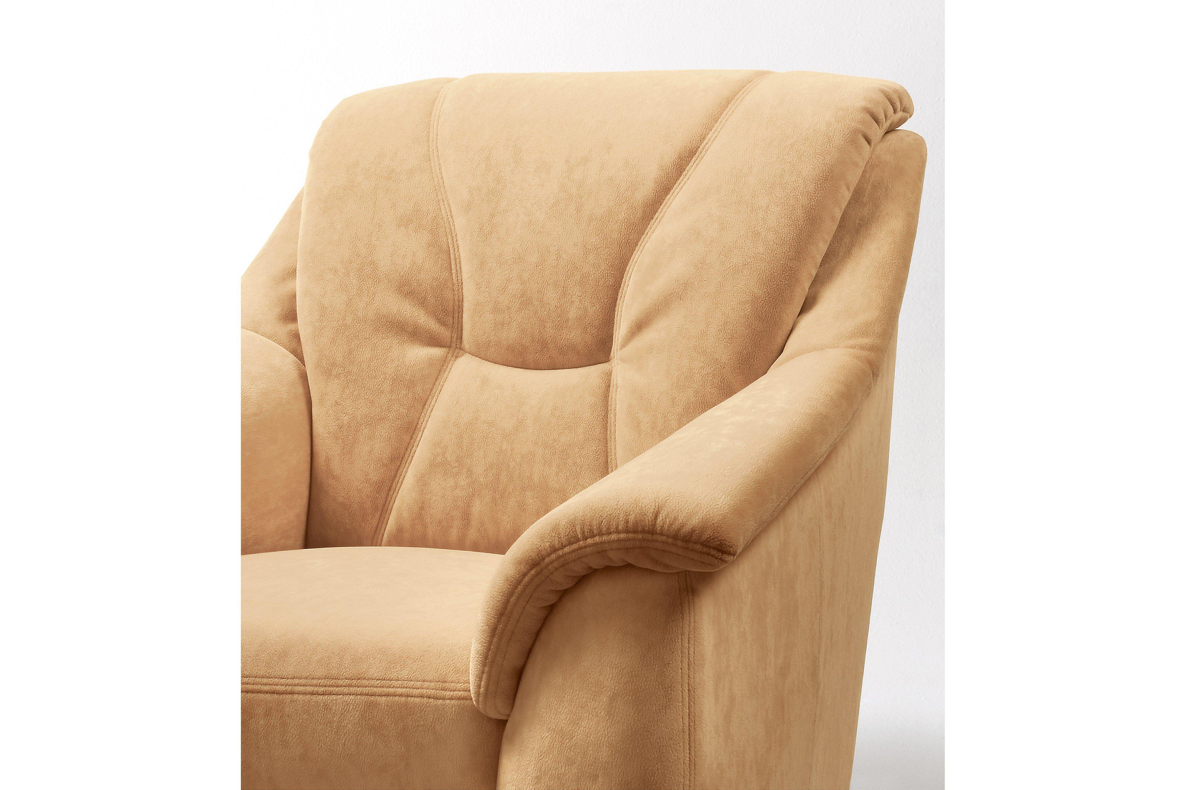 gruber polsterm bel cora ecksofa in beige m bel letz online shop. Black Bedroom Furniture Sets. Home Design Ideas