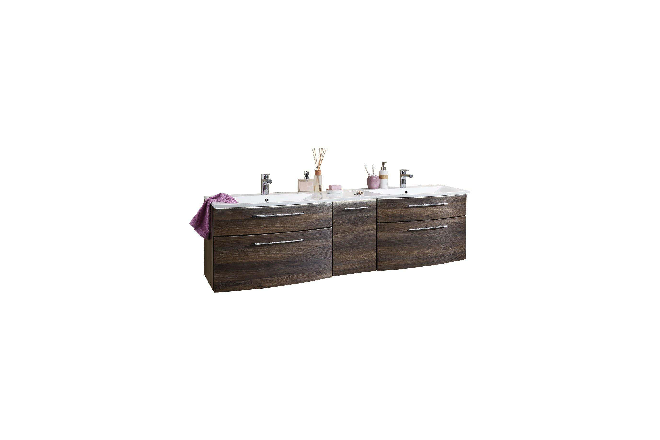 badezimmer linea ulme von puris m bel letz ihr online shop. Black Bedroom Furniture Sets. Home Design Ideas