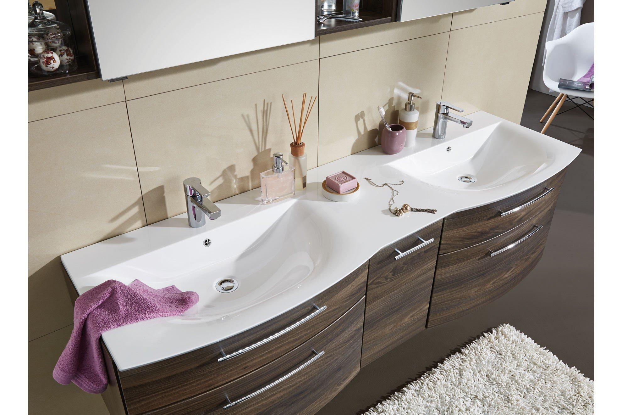 Linea von puris - Badezimmer in Ulme