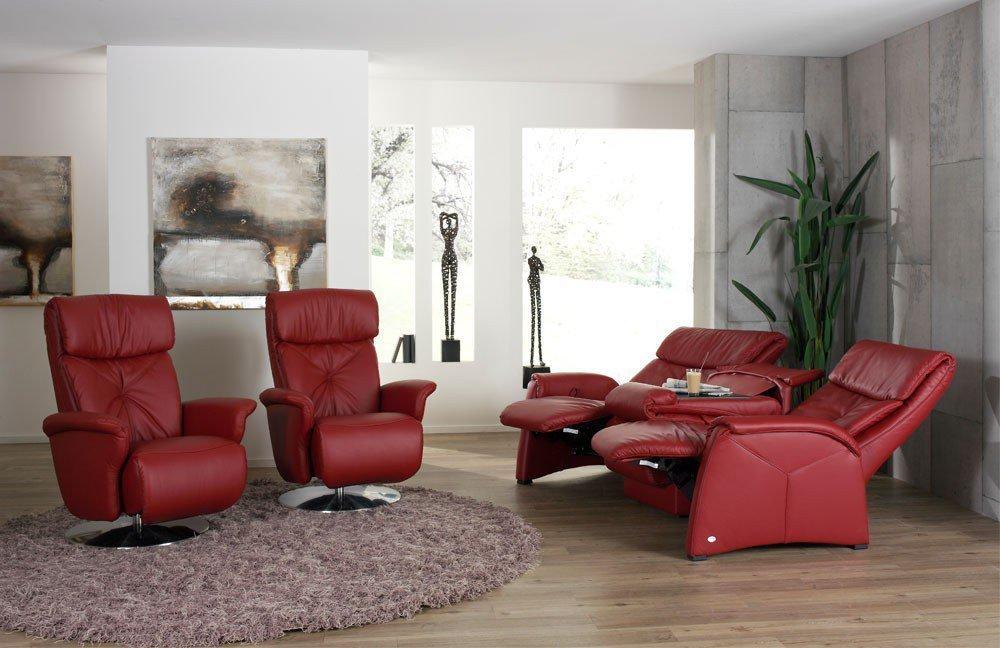 himolla polsterm bel 4978 homecinema rot m bel letz. Black Bedroom Furniture Sets. Home Design Ideas