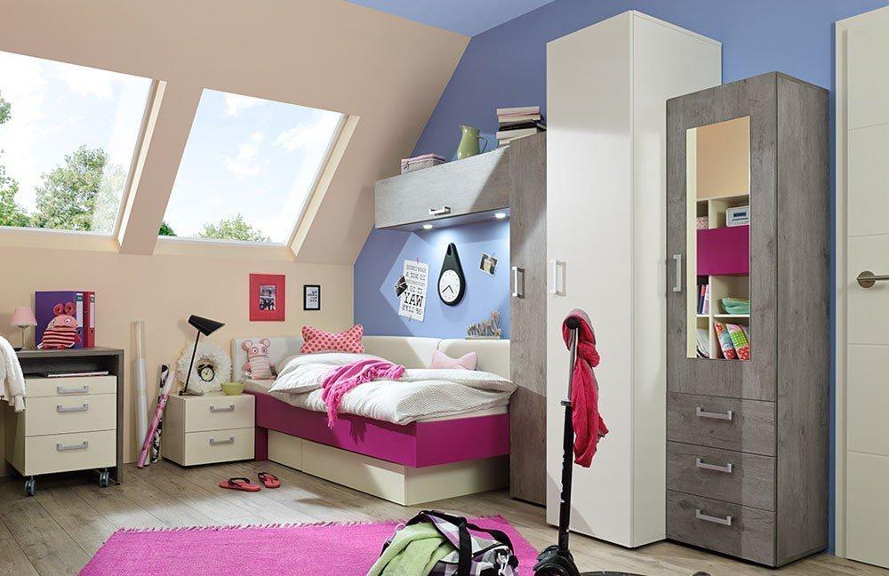 Rudolf elmore jugendzimmer creme purpur m bel letz ihr online shop - Jugendzimmer rudolf ...