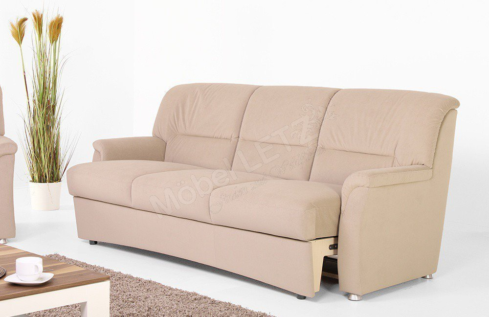 gruber polsterm bel corvette garnitur beige m bel letz ihr online shop. Black Bedroom Furniture Sets. Home Design Ideas