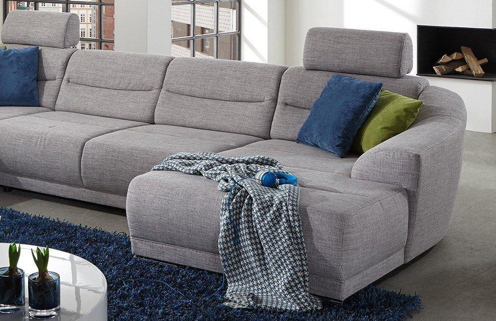 sit more senya wohnlandschaft hellgrau m bel letz. Black Bedroom Furniture Sets. Home Design Ideas