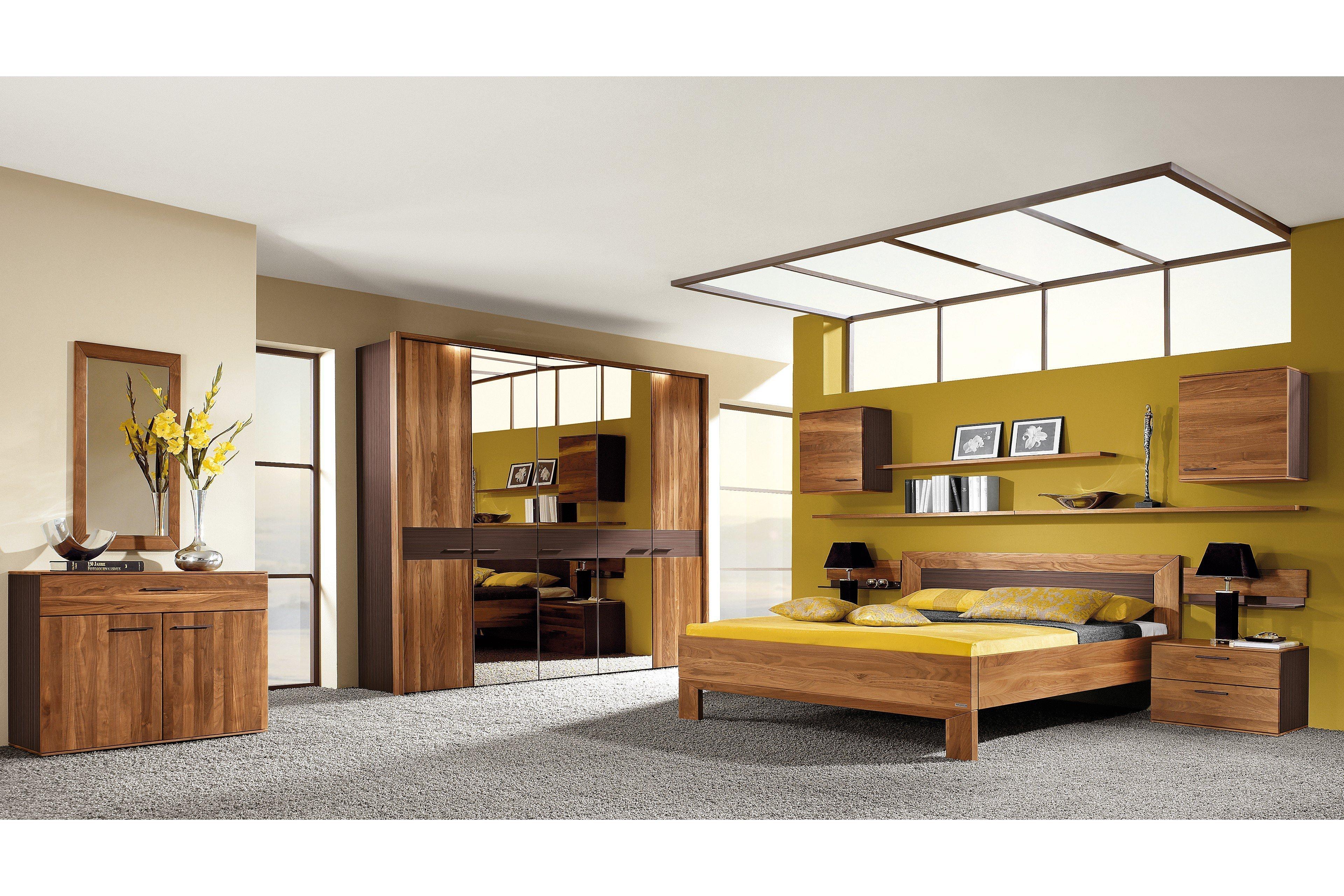 Thielemeyer Schlafzimmer Mali Nussbaum | Möbel Letz - Ihr Online-Shop