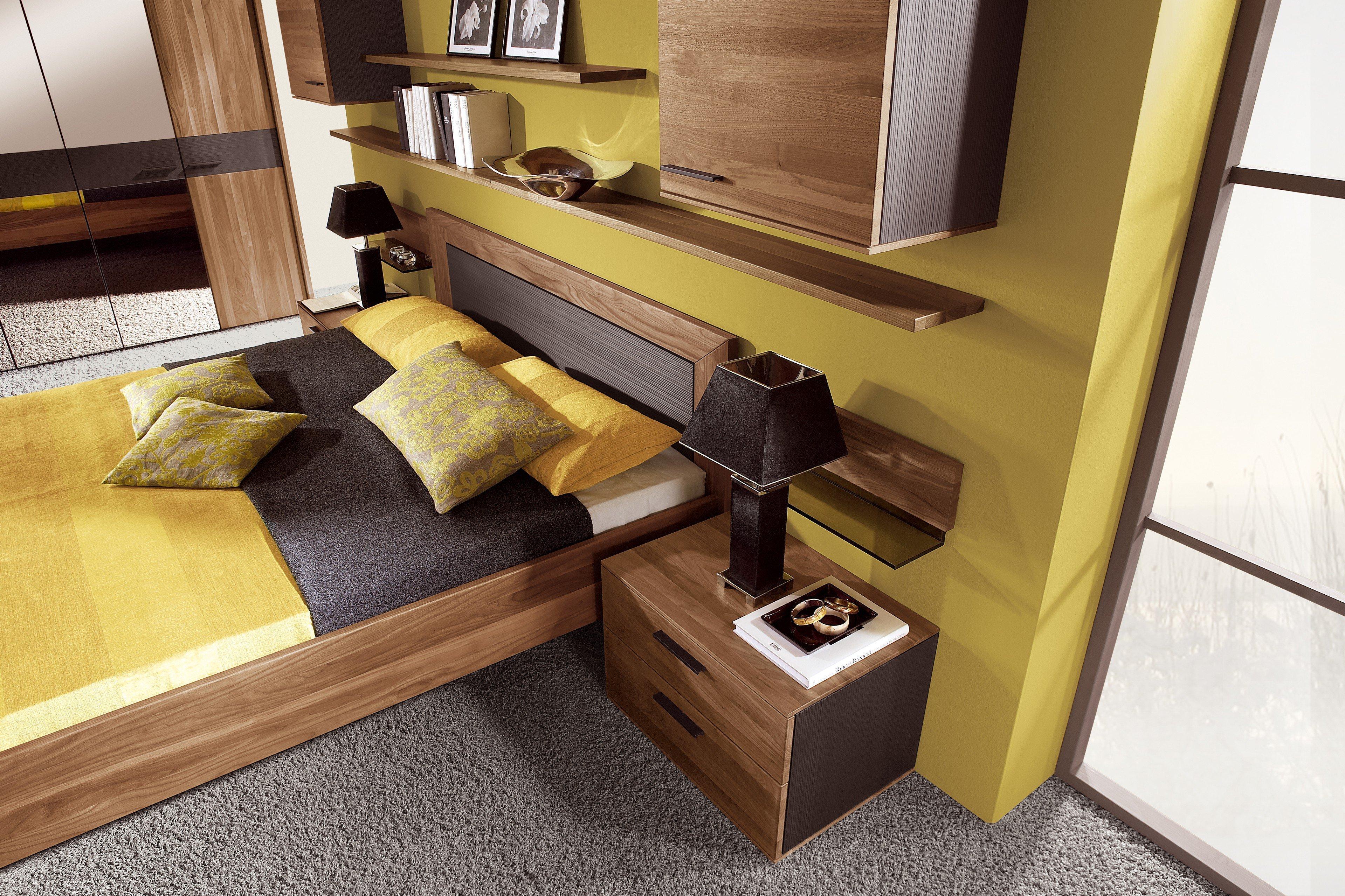 Thielemeyer Schlafzimmer Mali Nussbaum   Möbel Letz - Ihr Online-Shop