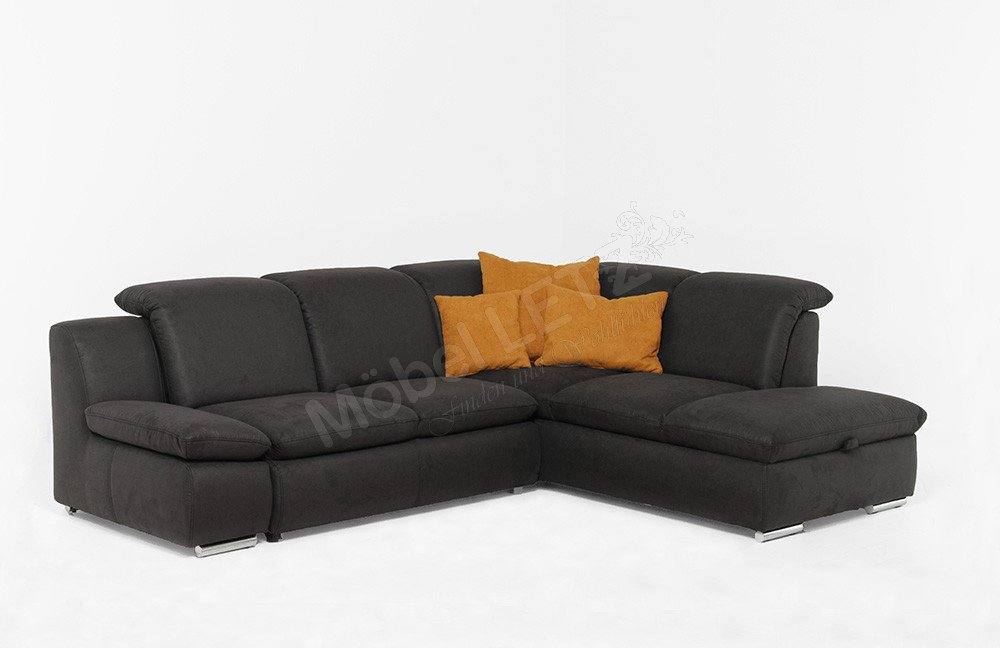 poco z rich ecksofa anthrazit m bel letz ihr online shop. Black Bedroom Furniture Sets. Home Design Ideas