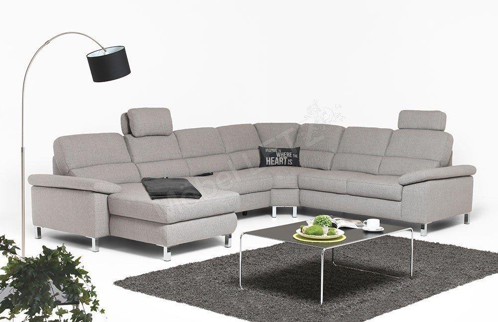 carina polsterm bel corado u sofa in grau m bel letz ihr online shop. Black Bedroom Furniture Sets. Home Design Ideas