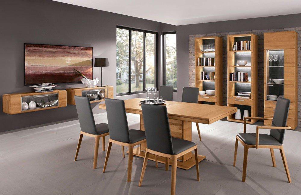 esszimmer curve 6280 von hartmann m bel letz ihr. Black Bedroom Furniture Sets. Home Design Ideas