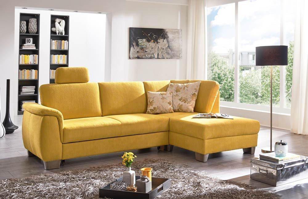 Ponsel Brighton Polsterecke gelb | Möbel Letz - Ihr Online-Shop