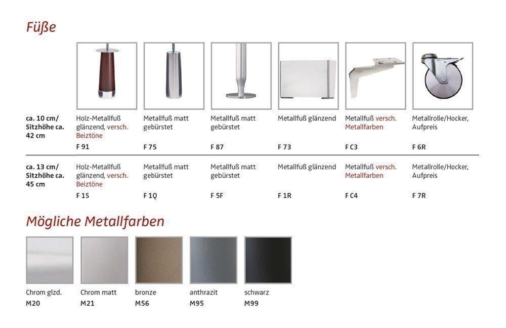 willi schillig 10574 amore ecksofa blau m bel letz ihr. Black Bedroom Furniture Sets. Home Design Ideas
