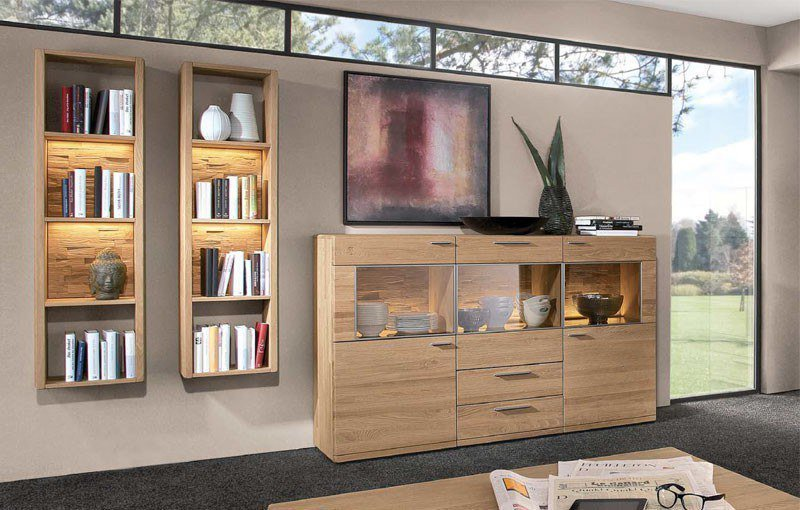 highboard viva 8510 3319 von hartmann m bel letz ihr online shop. Black Bedroom Furniture Sets. Home Design Ideas