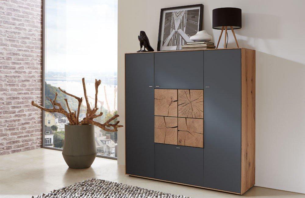 highboard caya 7170 von hartmann m bel letz ihr online. Black Bedroom Furniture Sets. Home Design Ideas