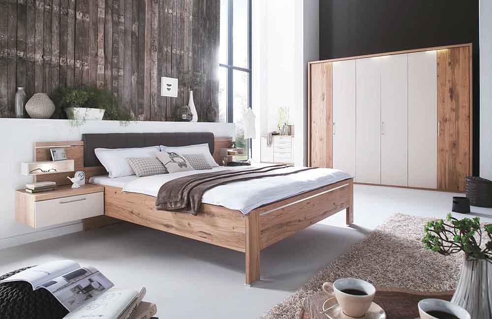 Casada Casablanca Schlafzimmer Balkeneiche | Möbel Letz - Ihr Online ...