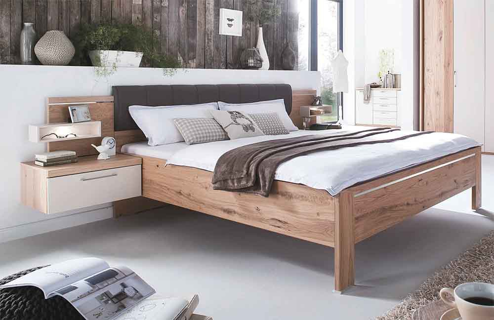 Casada Casablanca Schlafzimmer Balkeneiche Mobel Letz Ihr Online