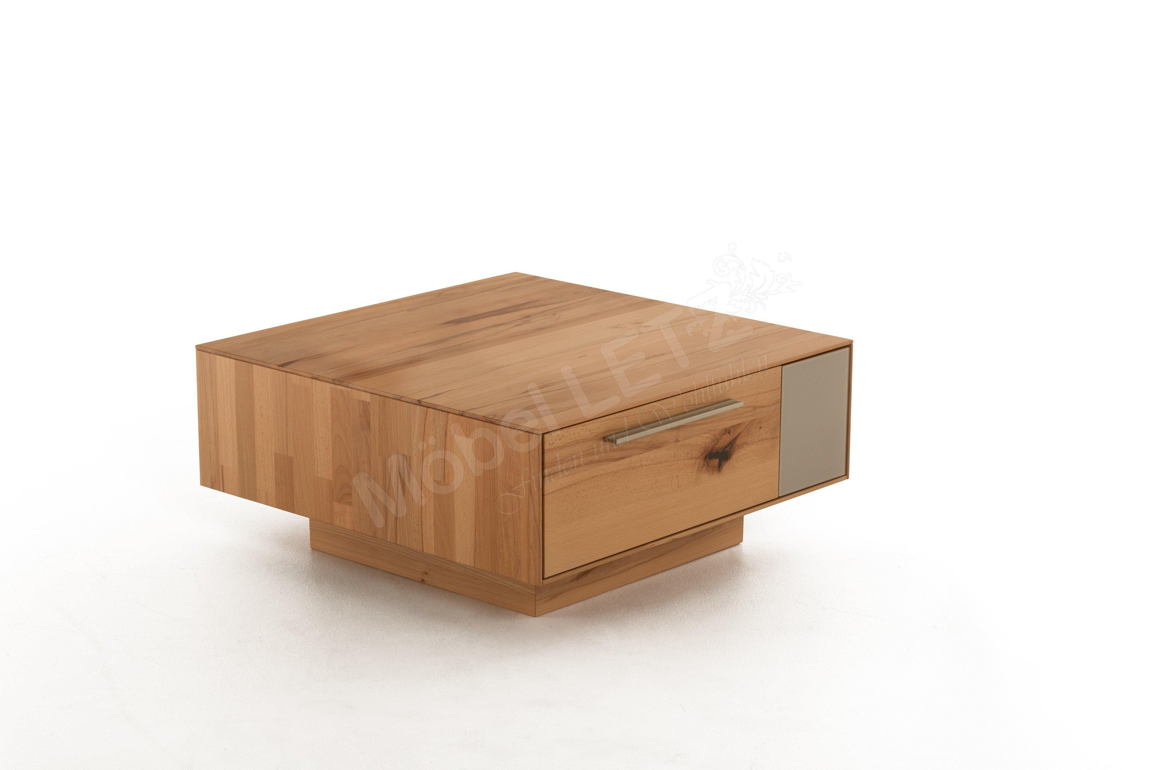 w stmann couchtisch calleo astkernbuche mattglas schlamm m bel letz ihr online shop. Black Bedroom Furniture Sets. Home Design Ideas