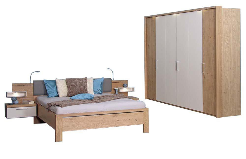Casada Casablanca Schlafzimmer Lack sand | Möbel Letz - Ihr Online-Shop