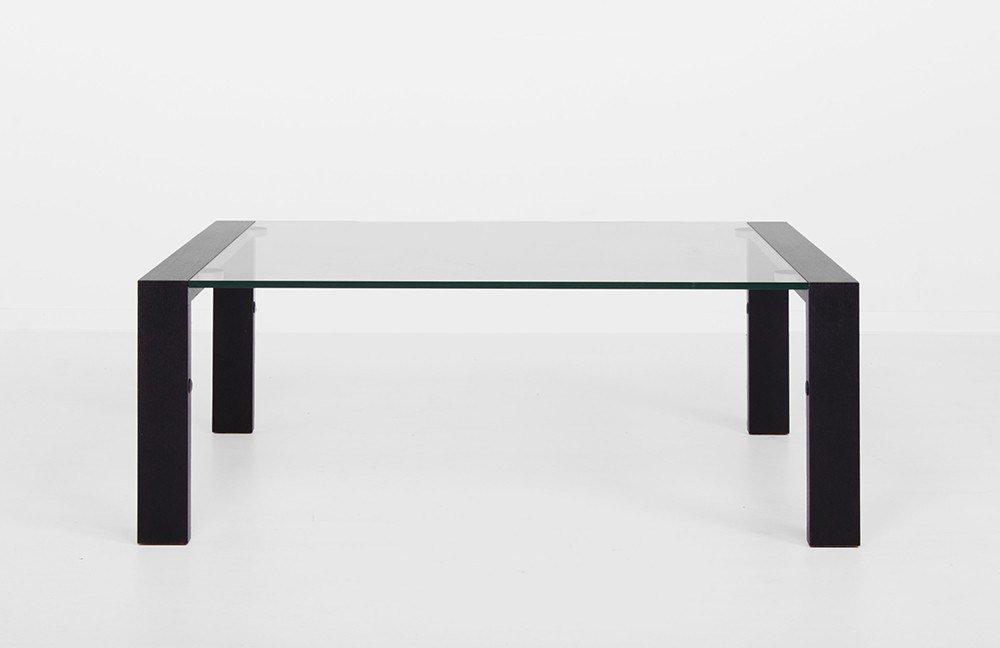 couchtisch bridge eiche glas ronald schmitt m bel letz ihr online shop. Black Bedroom Furniture Sets. Home Design Ideas