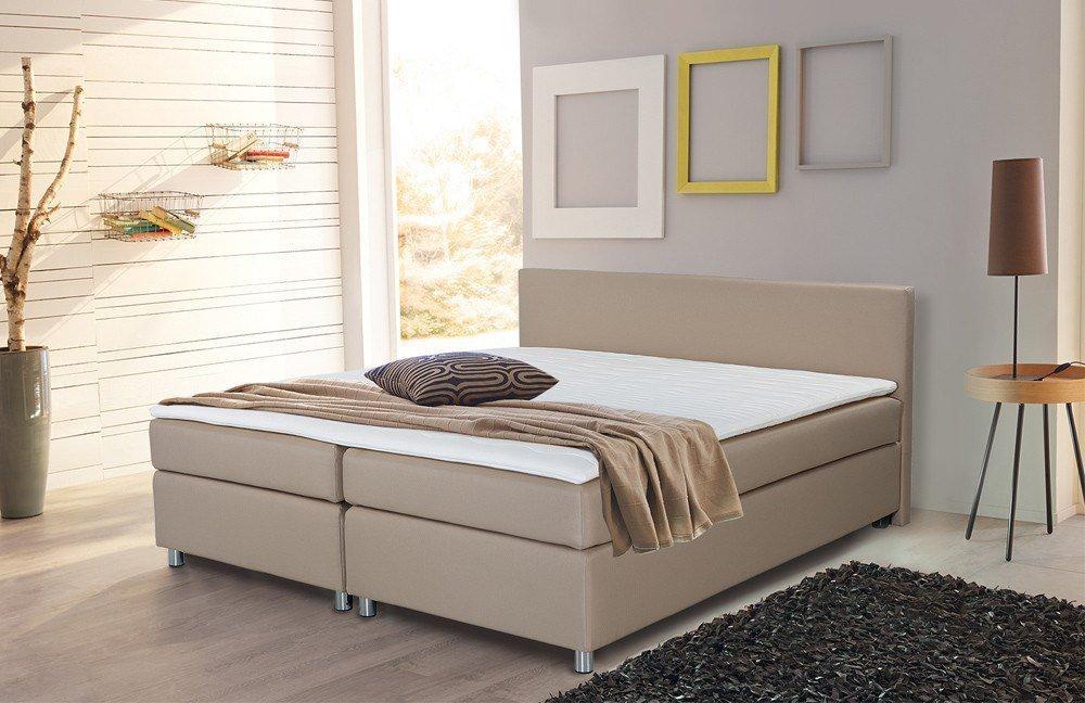jockenh fer ascot boxspringbett 180 in beige m bel letz. Black Bedroom Furniture Sets. Home Design Ideas