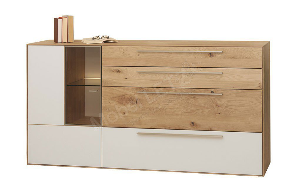w stmann highboard calleo mit led beleuchtung m bel letz ihr online shop. Black Bedroom Furniture Sets. Home Design Ideas