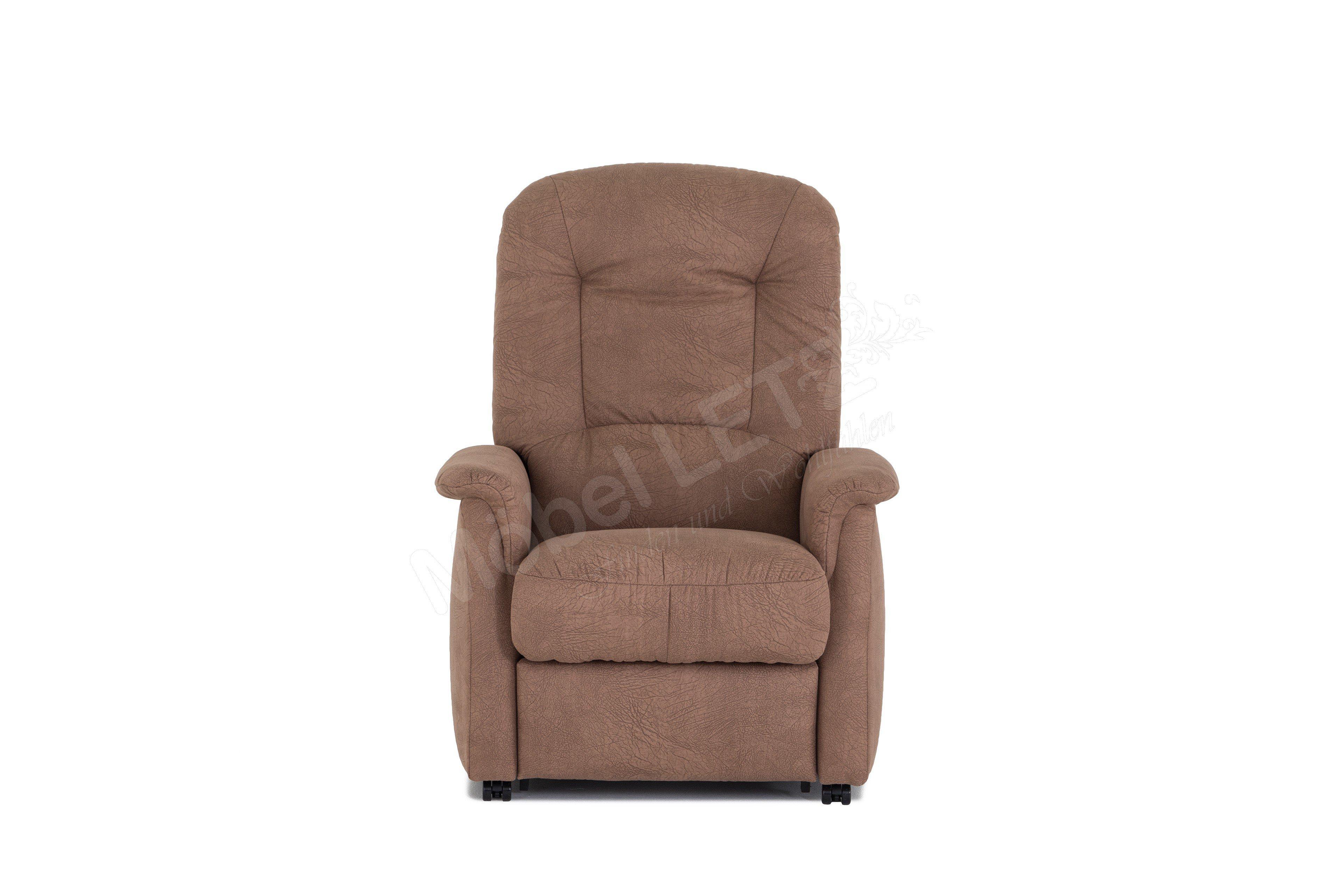 hukla rv02 tv sessel in braun m bel letz ihr online shop. Black Bedroom Furniture Sets. Home Design Ideas