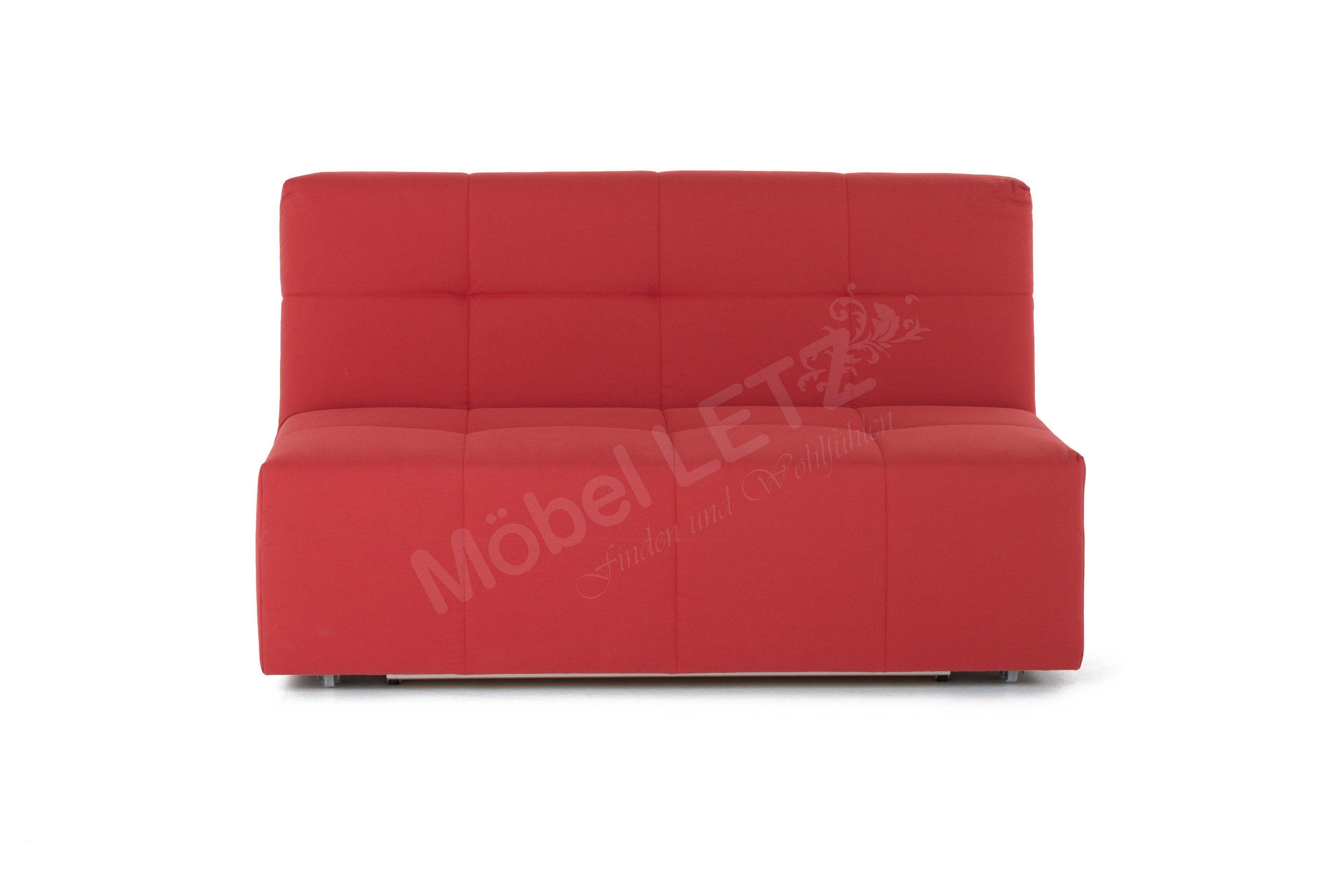 nehl wohnideen solino schlafsofa in rot m bel letz ihr. Black Bedroom Furniture Sets. Home Design Ideas