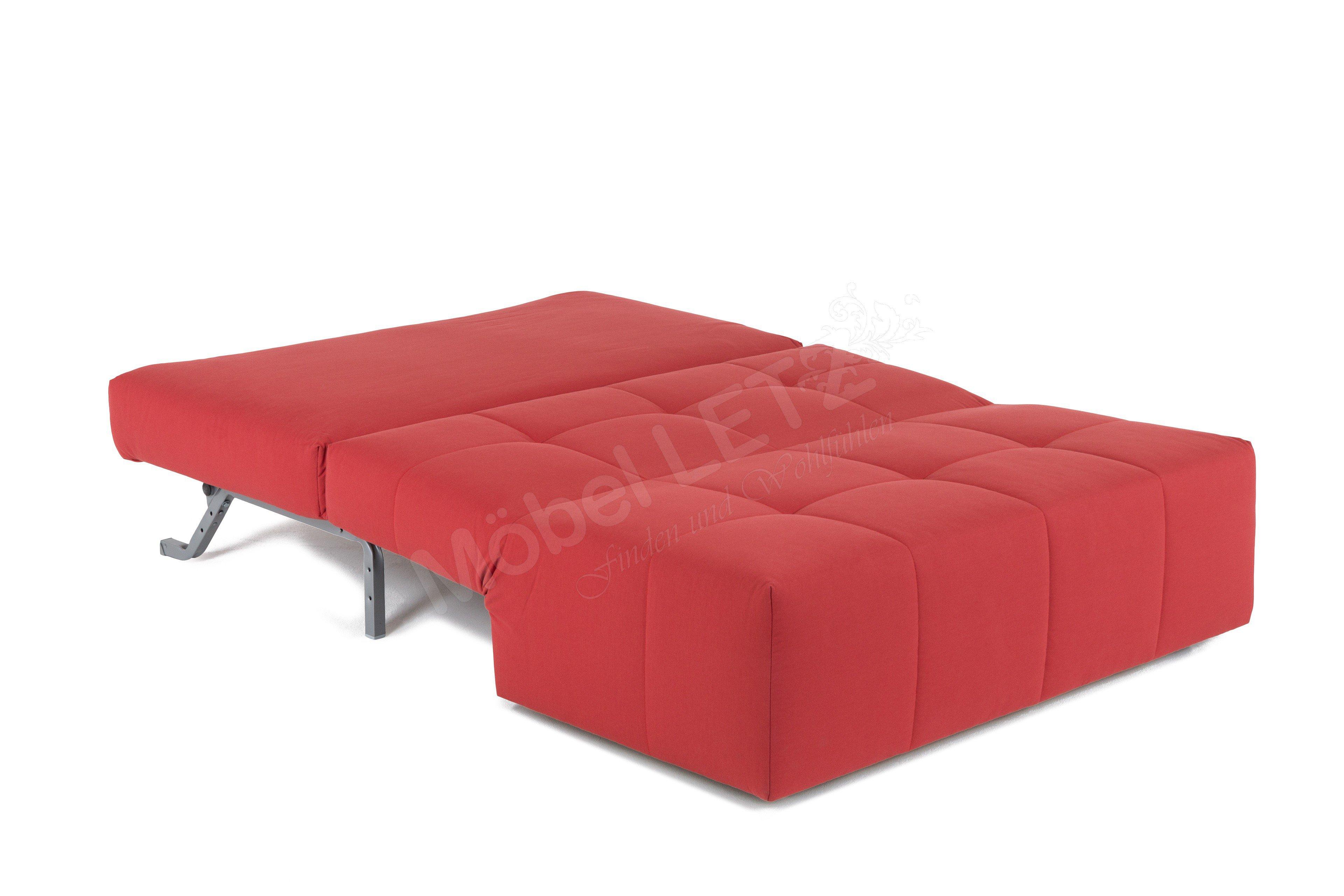 Attraktiv Nehl Wohnideen Solino Schlafsofa In Rot M 246 Bel Letz Ihr