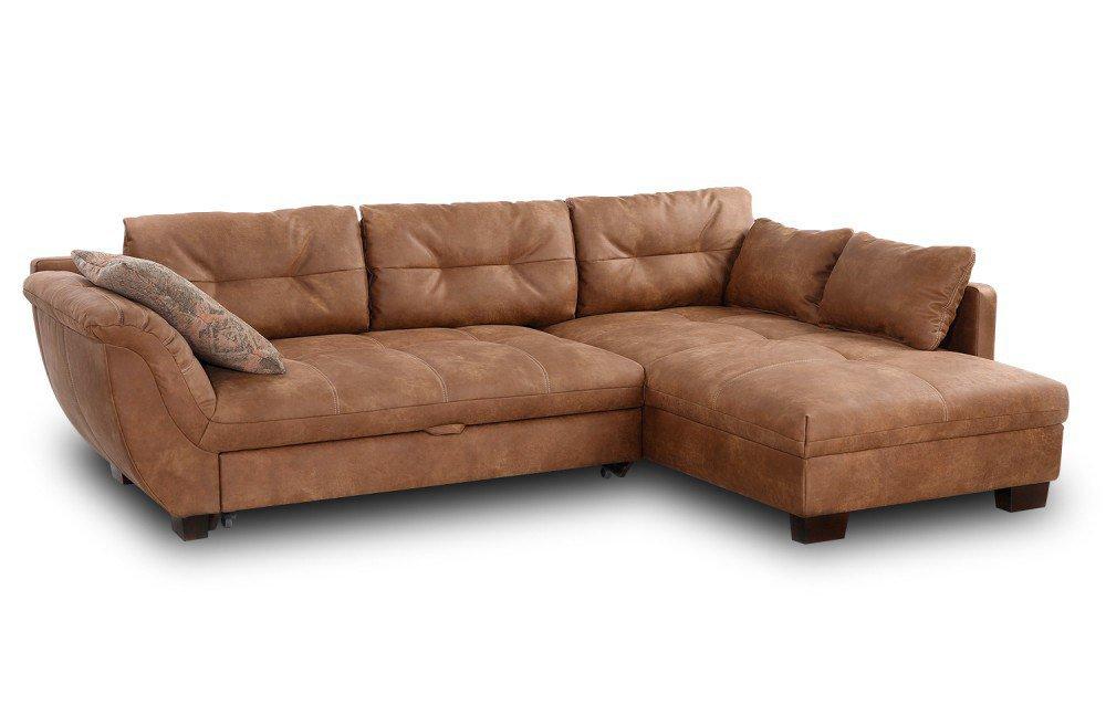 jockenh fer monaco eckgarnitur in braun m bel letz ihr online shop. Black Bedroom Furniture Sets. Home Design Ideas