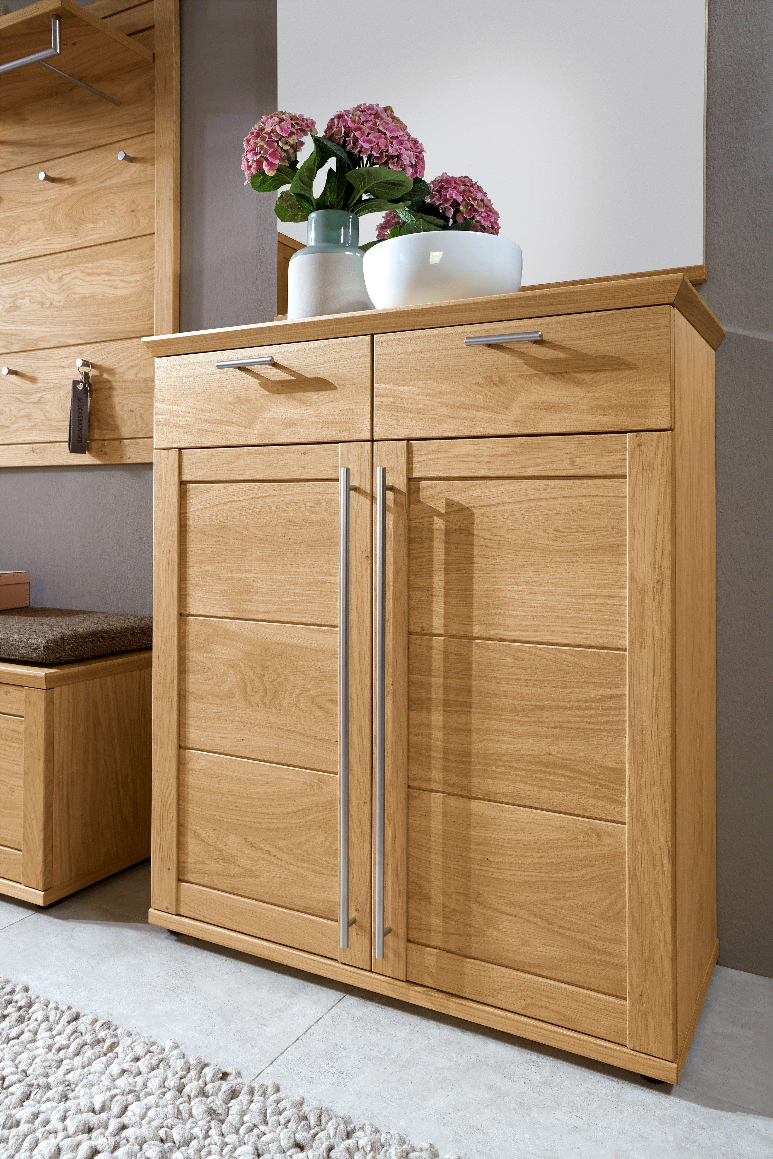 voss m bel garderobe garda eichenholzfurnier m bel letz ihr online shop. Black Bedroom Furniture Sets. Home Design Ideas