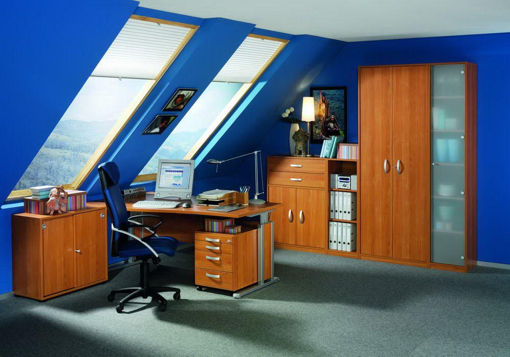 Büro Kirschbaum JOBexpress von Wellemöbel. Möbel Letz - Ihr Online-Shop